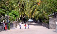 Maldives Road